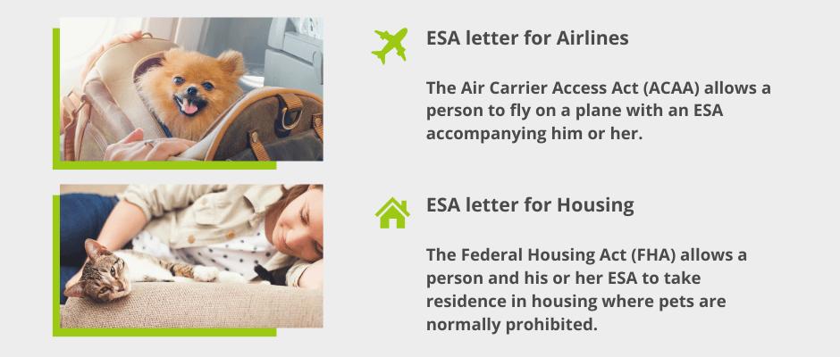 Register for ESA Letter