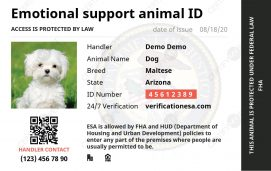 ESA ID